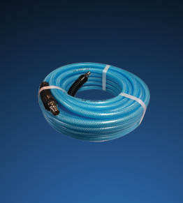 Air hoses for compressors
