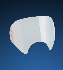Faceshield cover