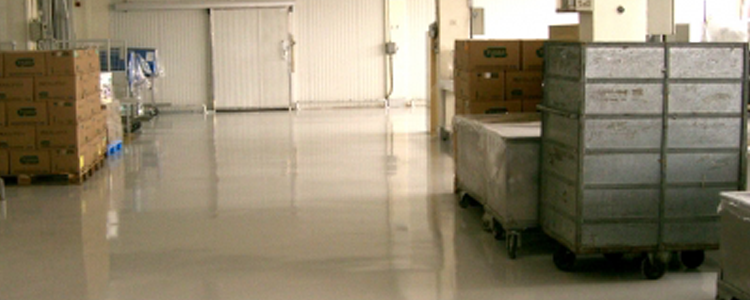 Colored Concrete Dust-Proofing Coatings