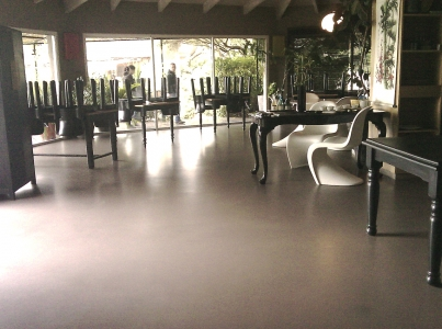 Self-Levelling Commercial Flooring Systems