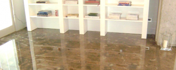 Decorative Commercial Flooring Systems