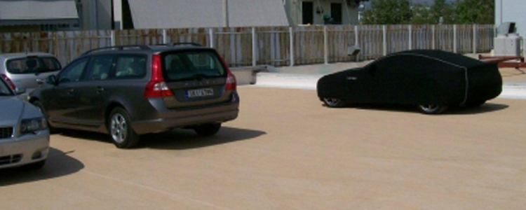 Car-Park Protection & Waterproofing Systems