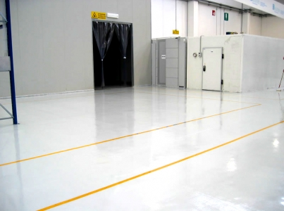 Self-Levelling Warehouse Flooring Systems