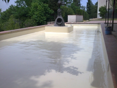 Reservoir / Water Tank Waterproofing