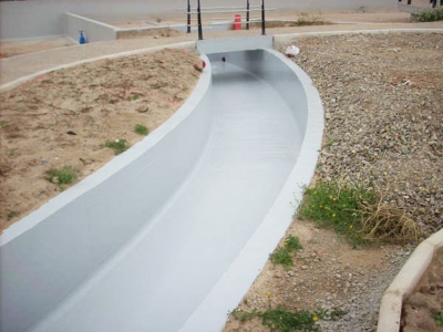 Water Channels Waterproofing