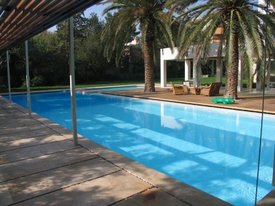 Protective Swimming Pool Coating