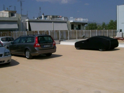 Car-Park Roof Waterproofing